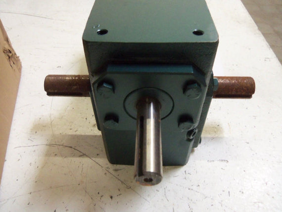 GROVE GEAR BM224-1A SPEED REDUCER (AS PICTURED) *NEW IN BOX*