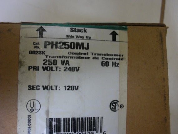 HAMMOND MANUFACTURING PH250MJ TRANSFORMER *NEW IN BOX*