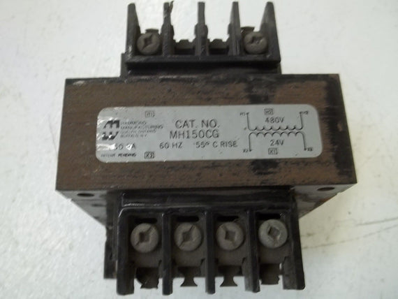 HAMMOND MANUFACTURING MH150CG *USED*