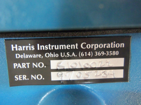 HARRIS R1010022 CONTROLLER *USED*