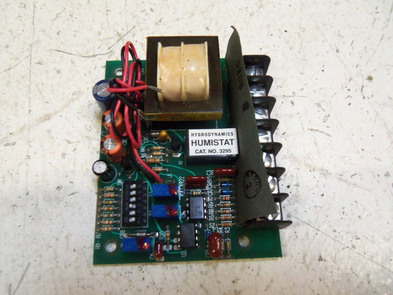 HYGRODYNAMICS 3295 PC BOARD 77-001-32 *USED*