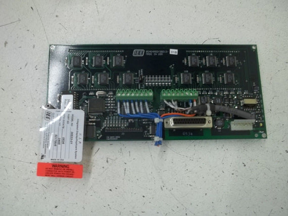 IEE 36533-01 DISPLAY KEYBOARD *USED*