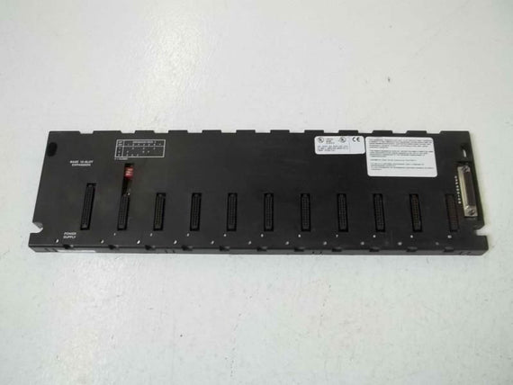 INDUSTRIAL CONTROL EQUIPMENT  MIO-EXP10 BASE 10-SLOT EXPANSION *USED*