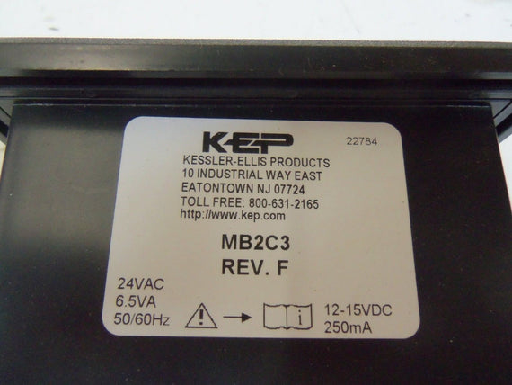 KESSLER-ELLIS PRODUCTS MB2C3 *NEW NO BOX*