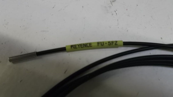 KEYENCE FU-5FZ FIBER OPTIC SENSOR *NEW IN BOX*