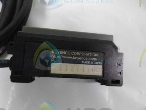 KEYENCE 1127470 PHOTOELECTRIC AMPLIFFIER FOIBEROPTIC * NEW NO BOX *