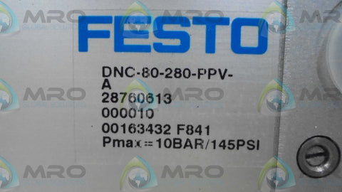 FESTO  DNC-80-280-PPV-A  *NEW NO BAG*