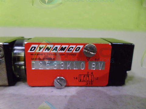 DYNAMCO D2533KL0BV *NEW NO BOX*