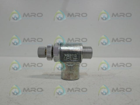 FESTO 0,3-10 FLOW CONTROL VALVE * NEW NO BOX *