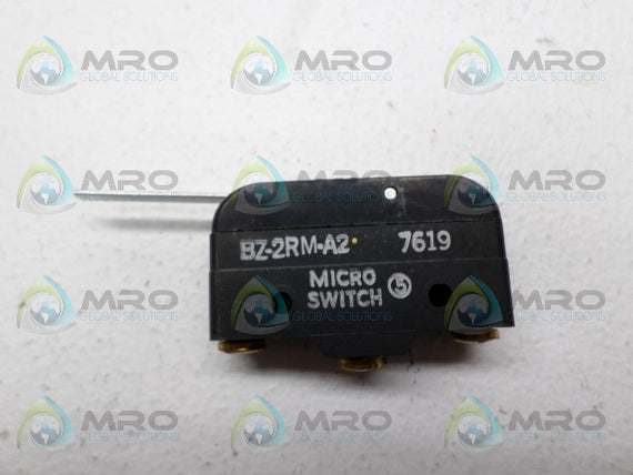 MICROSWITCH BZ-2RM-A2 LIMIT SWITCH *NEW NO BOX*