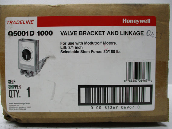 HONEYWELL Q5001D1000 VALVE LINKAGE *FACTORY SEALED*