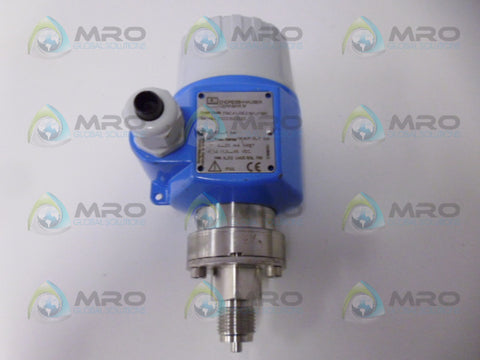 ENDRESS HAUSER PMC41-RE21M1J11M1 PRESSURE TRANSMITTER *NEW NO BOX*