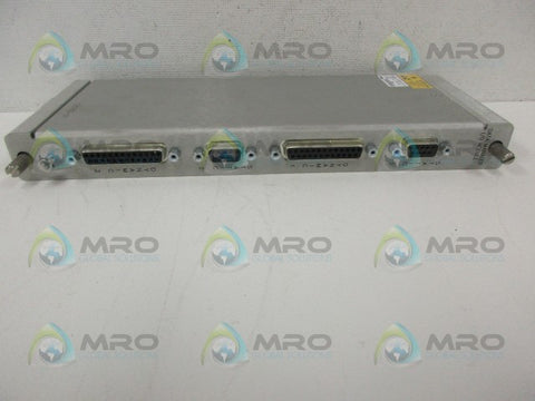 BENTLY NEVADA 125760-01 DATA MANAGER I/O MODULE*NEW NO BOX*