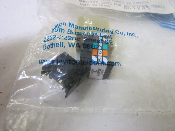 LEVITON 41108-RI8 *NEW IN A FACTORY BAG*