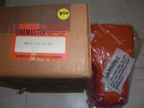 LINEMASTER HERCULES 541-SWH *NEW IN THE BOX*
