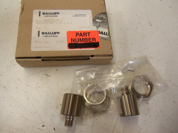 LOT 2 BALLUFF BES 516-327-G-E5-Y-S4 *NEW IN BOX*