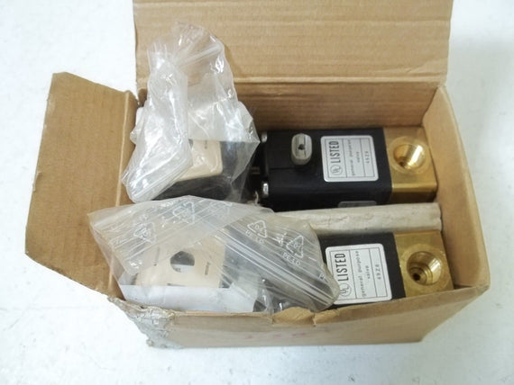 LOT OF 2 BURKERT 00453021 *NEW IN BOX*