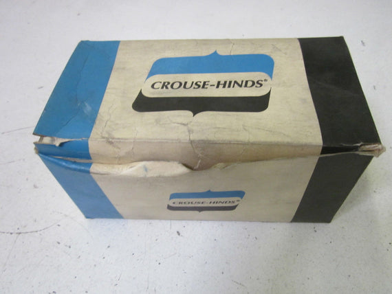 LOT OF 2 CROUSE-HINDS AR342 *NEW IN BOX*