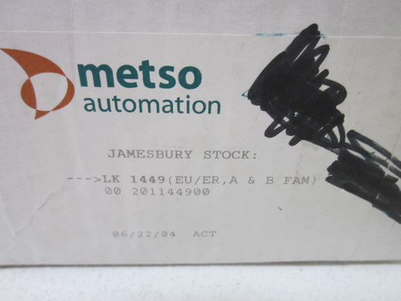 LOT OF 2 JAMESBURY LK-1449 *NEW IN BOX*
