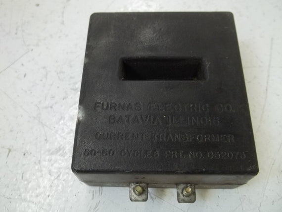 LOT OF 3 FURNAS ELECTRIC CO. D52073 *USED*