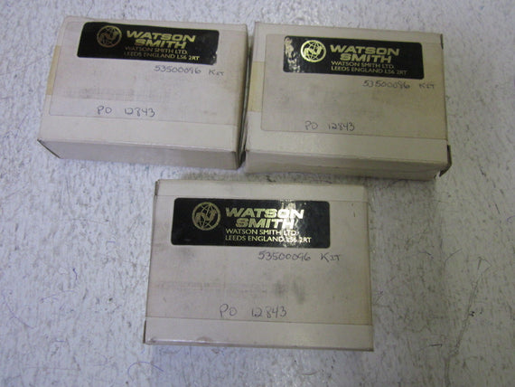 LOT OF 3 WATSON SMITH 53500096 KIT *NEW IN BOX*