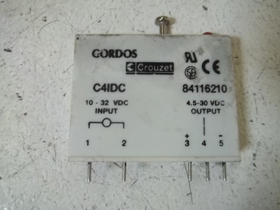 LOT OF 49 GORDOS C4IDC I/O MODULE *USED*