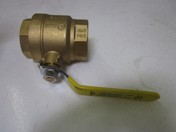 APOLLO 600 CWP VALVE 250 PSI  *NEW NO BOX*