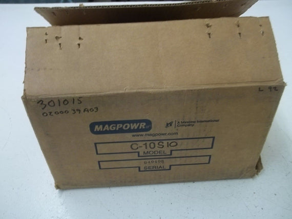 MAGPOWR C-10S10 *NEW IN BOX*