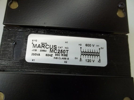 MARCUS MC250T TRANSFORMER *NEW IN BOX*