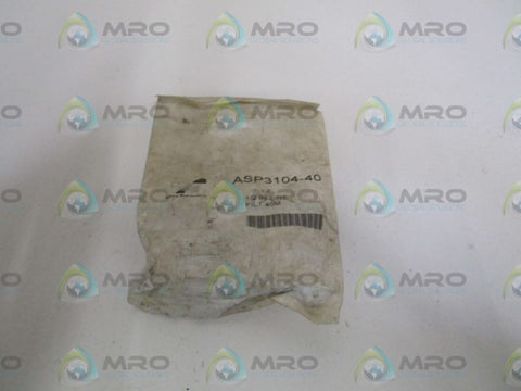 "ARROW PNEUMATICS 1/2"" IN-LINE FILTER ASP3104-40 * NEW IN FACTORY BAG *"