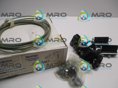 AURO-MOTIVE 511002025 FESTOONING SYSTEM KIT * NEW IN BOX *