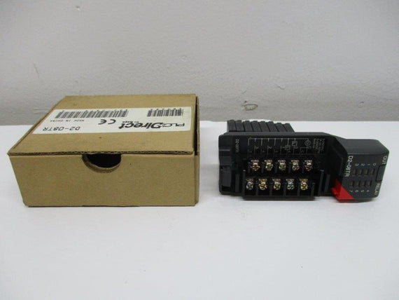PLC DIRECT D2-08TR (AS PICTURED) * NEW IN BOX *