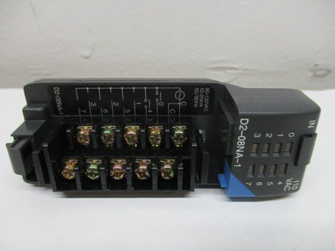 PLC DIRECT D2-08NA-1 (AS PICTURED) * NEW NO BOX *