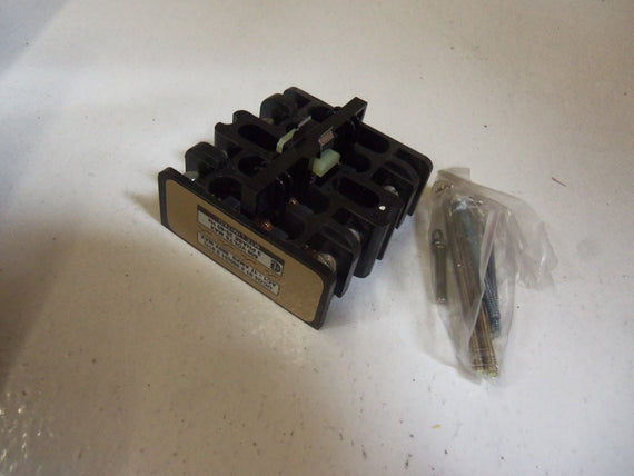 MTE UC05 CONTACT BLOCK *NEW IN BOX*