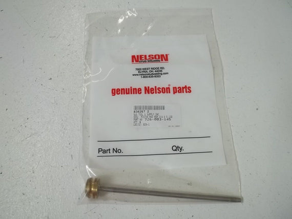 NELSON 726-003-145 PISTOL ROD ASM. 3/4 X 5.230 *NEW IN A FACTORY BAG*
