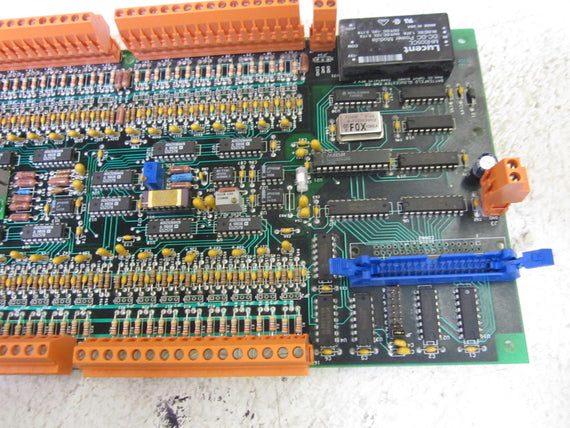 NIBD40074176 REV.C L-3 EXTRUSION PCB ANALOG INPUT *USED*
