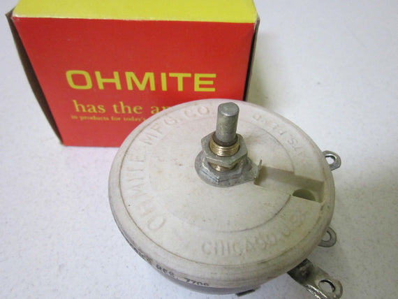OHMITE 0457 MODEL K *NEW IN BOX*