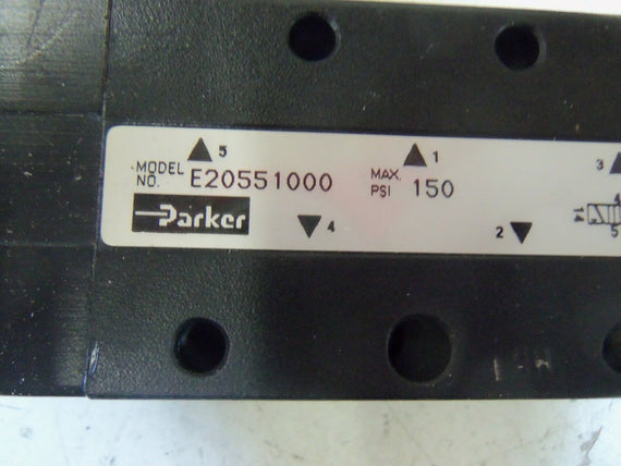 PARKER E20551000 *NEW IN BOX*