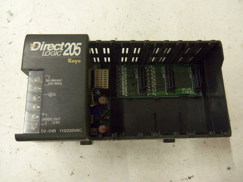 PLC DIRECT D2-04B *USED*