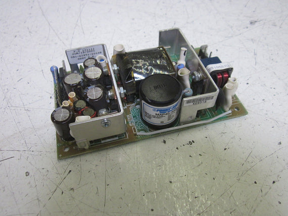 POWER-ONE MAP40-3000 POWER SUPPLY *USED*