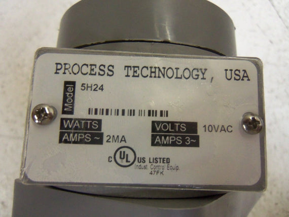 PROCESS TECHNOLOGY 5H24 *USED*