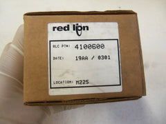 RED LION CONTROLS 4100600 LEVERLESS LIMIT GO SWITCH *NEW IN BOX*