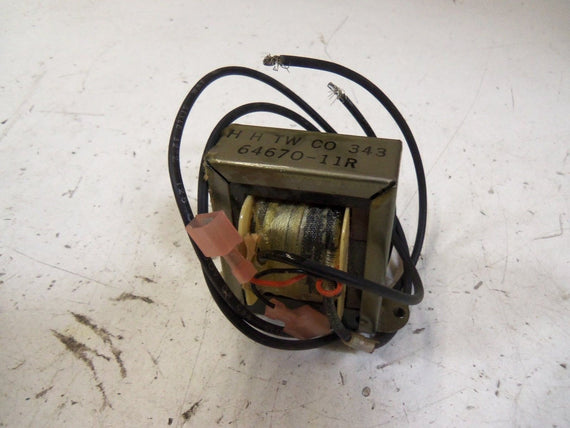 RELIANCE ELECTRIC 64670-11R *USED*