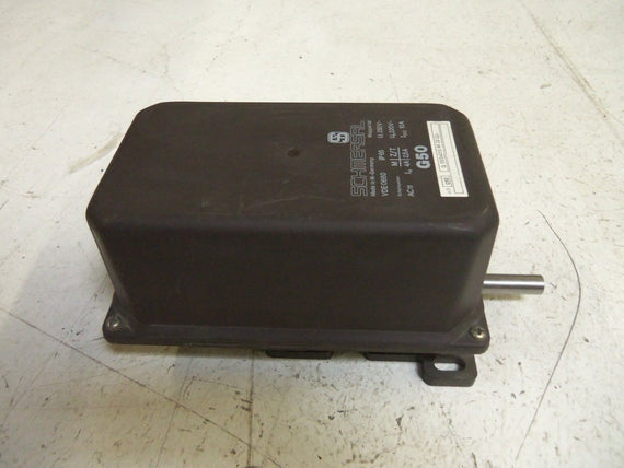 SCHMERSAL G050-050-M-22/22Y SWITCH *USED*