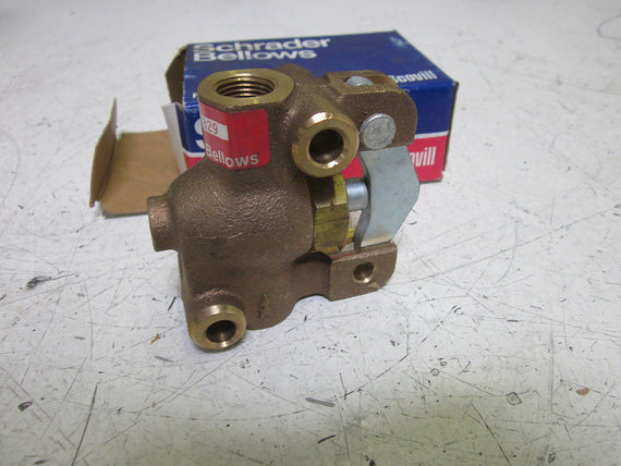 SCHRADER 9264-0329 2-WAY VALVE *NEW IN BOX*