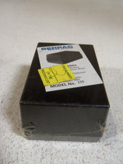 SERPAC ELECTRONIC ENCLOSURE 133 *NEW NO BOX*