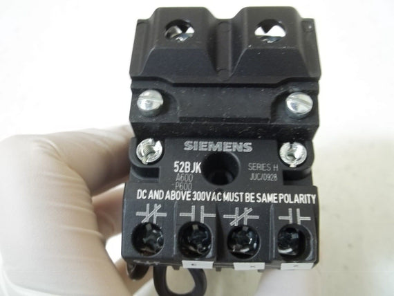SIEMENS 52AATG TRANSFORMER LIGHTING MODULE *USED*