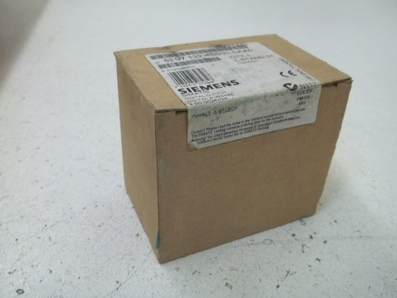 SIEMENS 6ES7 132-4BD31-0AA0 DIGITAL OUTPUT *FACTORY SEALED*
