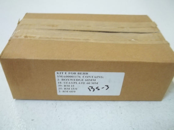 SMA00001176 KIT E FOR BEHR *NEW IN BOX*