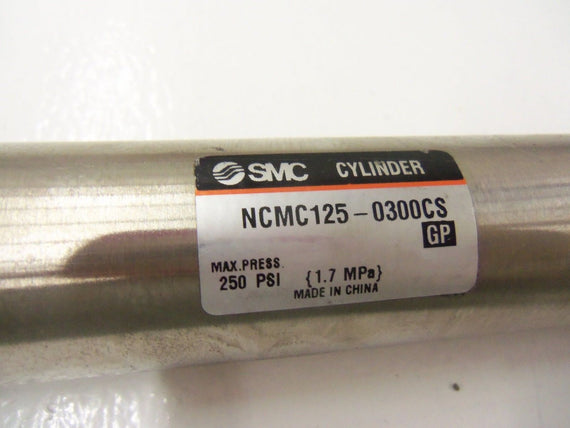 SMC NCMC125-0300CS *USED*